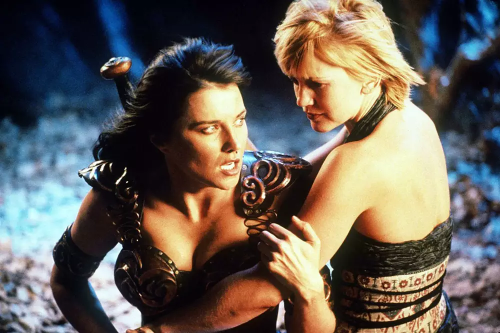 Lucy Lawless o vztahu Xeny a Gabrielle