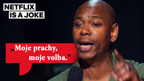 Dave Chappelle o potratech