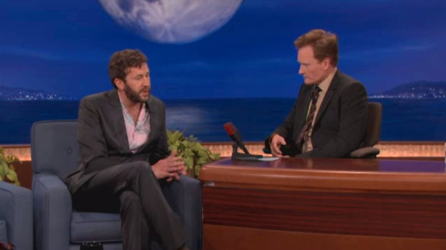 Chris O'Dowd u Conana O'Briena